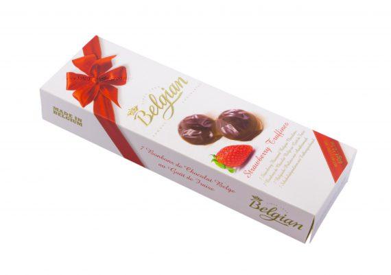 Fotografie cu cutie bomboane ciocolata