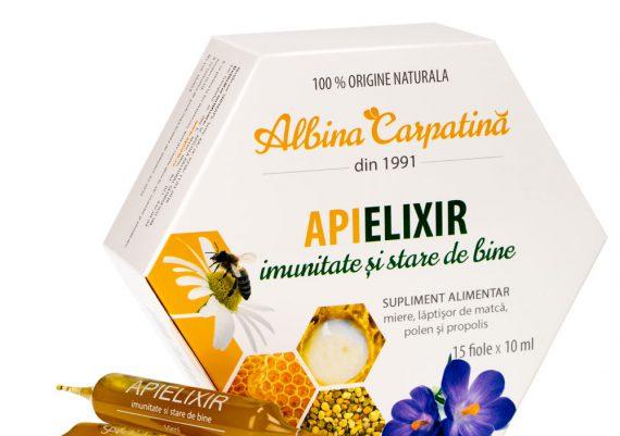 Fotografie produse alimentare din miere, laptisor de matca, polen, propolis