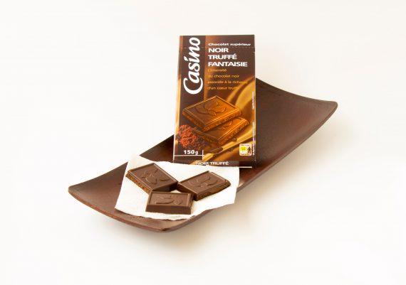 Fotografii pentru produse alimentare, ciocolata pe lemn