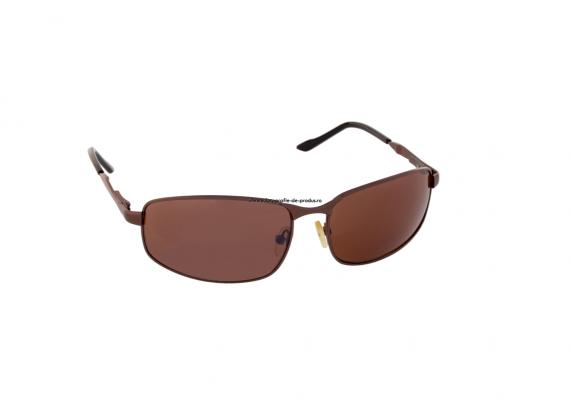 Foto produs ochelari soare fara reflexii pe lentile, pe fundal alb